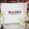 Masks Terry Cosmetic Bag