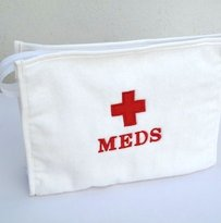 meds terry bag