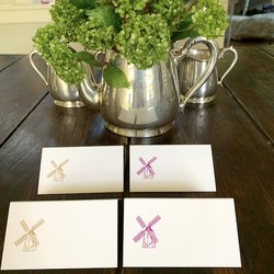 Windmill Placecards