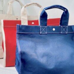 Field Tote with monogram